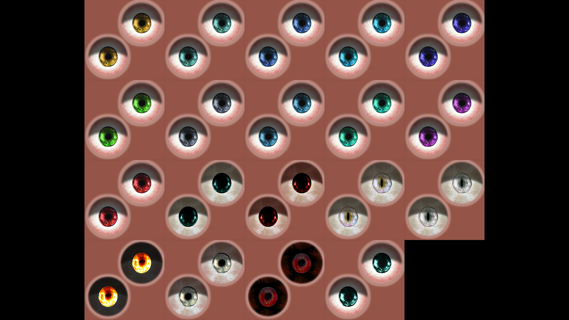 Koldorn Eye Texture Resource